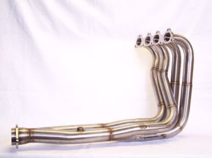Picture of Blox Racing HI FLOW TRI-Y Stainless Steel Exhaust Manifold B16 18