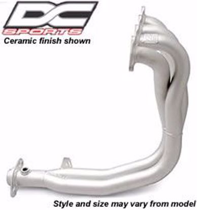 Picture of DC Sports 4-2-1 Ceramic Coated Exhaust Manifold B Series 2 25 Collector 1pc